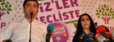 Turquie : Libération des députés du HDP placés en garde à vue ! Lutte unie contre la politique répressive du régime d'Erdogan !