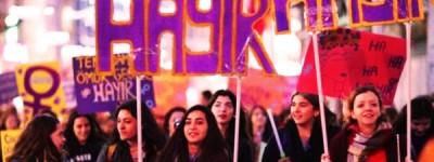 Turquie:pour la victoire du NON au référendum sur la réforme constitutionnelle!