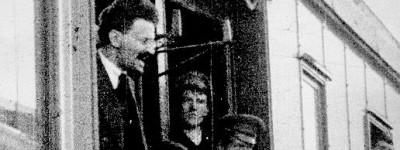 Cent ans de la Révolution Russe (4) - Lénine et Trotsky