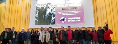 Meeting internationaliste pour les 100 ans de la révolution Russe (vidéo)