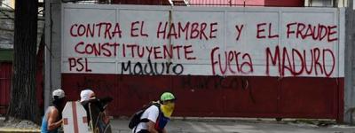 Venezuela : L'abstention a écrasé la fraude aux élections de la Constituante