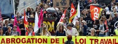 Unité d'action par en bas pour l'abrogation de la loi travail et le retrait des ordonnances! Edito de l'Internationaliste 177