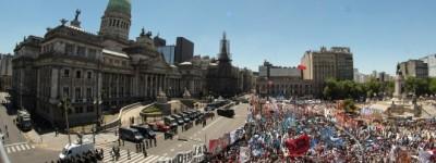 Argentine: Rejet massif de la contre-réforme des retraites