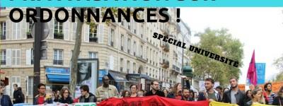 L'Internationaliste hors-série 9 – Non à la sélection et à la privatisation sur ordonnance!