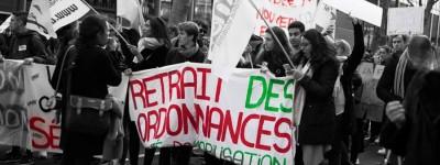 La mobilisation contre la loi Vidal et  le plan étudiant a commencé (reportage vidéos et photos)