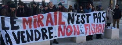 L'Université de Toulouse mobilisée contre la fusion et la sélection