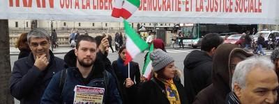 L'Iran secoué par une vague révolutionnaire