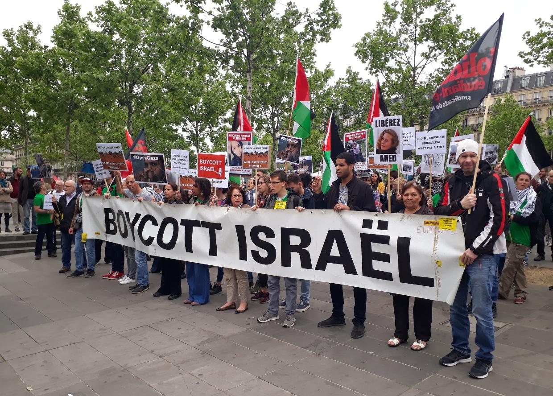 Israël assassin ! Manifestation mardi 15-05 à18 heures à Paris (Métro Saint-Philippe du Roule)