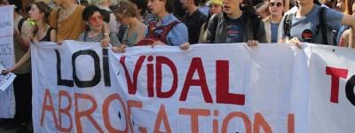 Après 6mois de lutte contre la loi Vidal, Quelle analyse et quel bilan ?