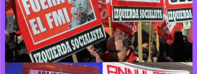 L'Internationaliste hors-série n°8 - Pour l'annulation de la dette