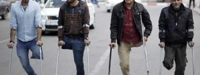 Soutien aux amputés de Gaza, mutilés par Israël ! (Vidéos)