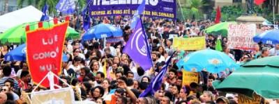 #EleNão (#Paslui) ! Mettre en échec l'extrême droite de Bolsonaro et Mourão dans les rues et dans les urnes !