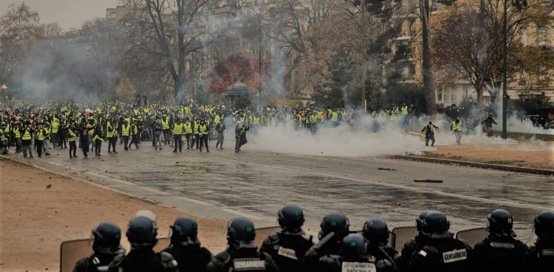 Solidarité avec la révolte populaire «des gilets jaunes» en France, déclaration de l'UIT-QI