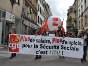 CGT Lorraine - Sécurité sociale c'est vital