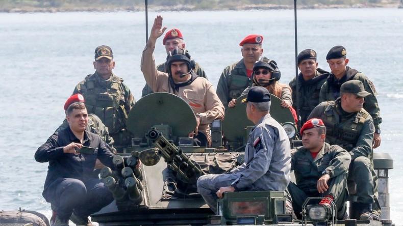 Venezuela: Pour la mobilisation autonome du peuple travailleur!