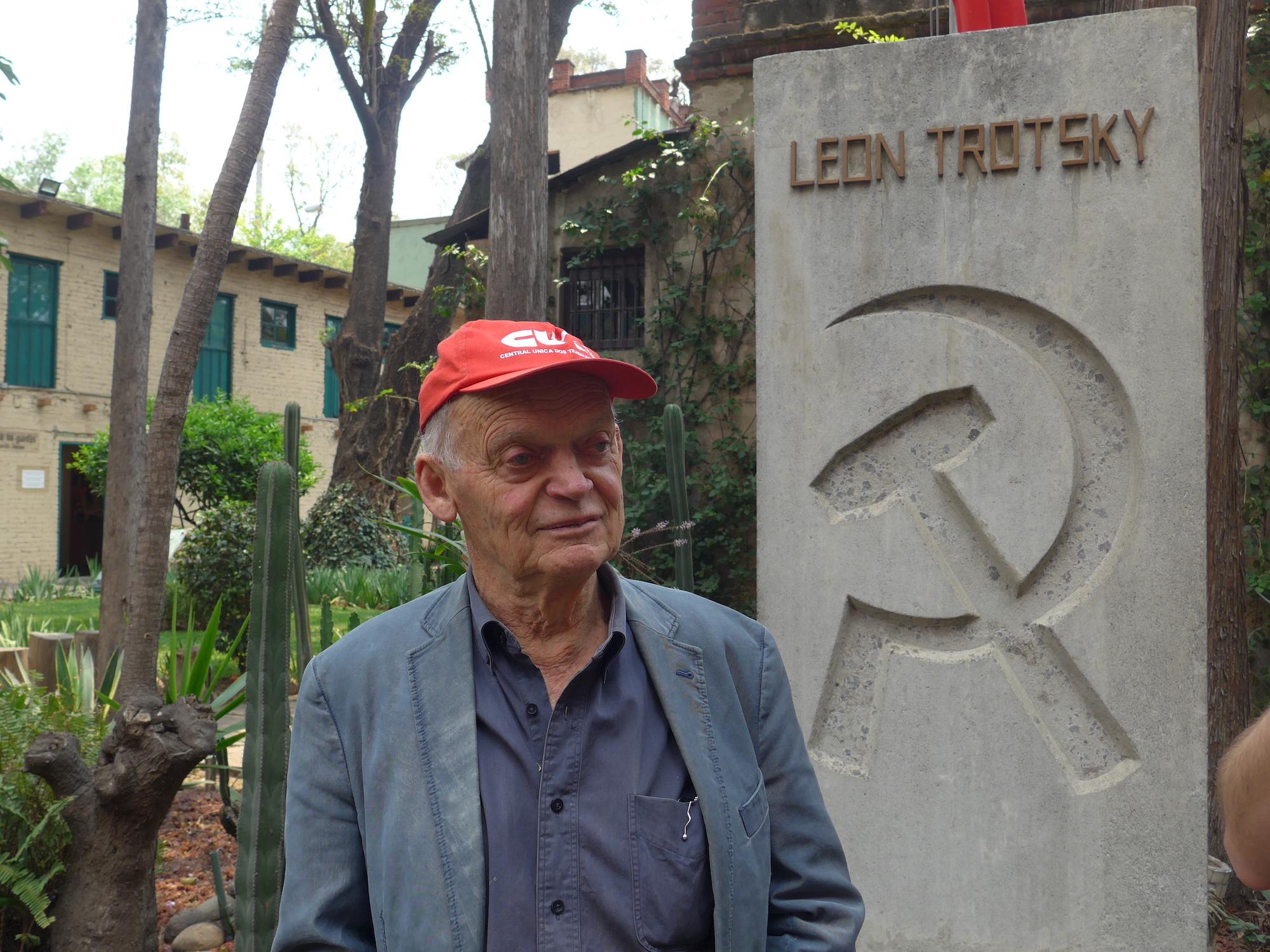 80 ans de la 4ème internationale : Le témoignage de Esteban Volkov sur la mort de Trotsky (vidéo)