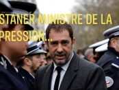 Castaner, ministre de la répression