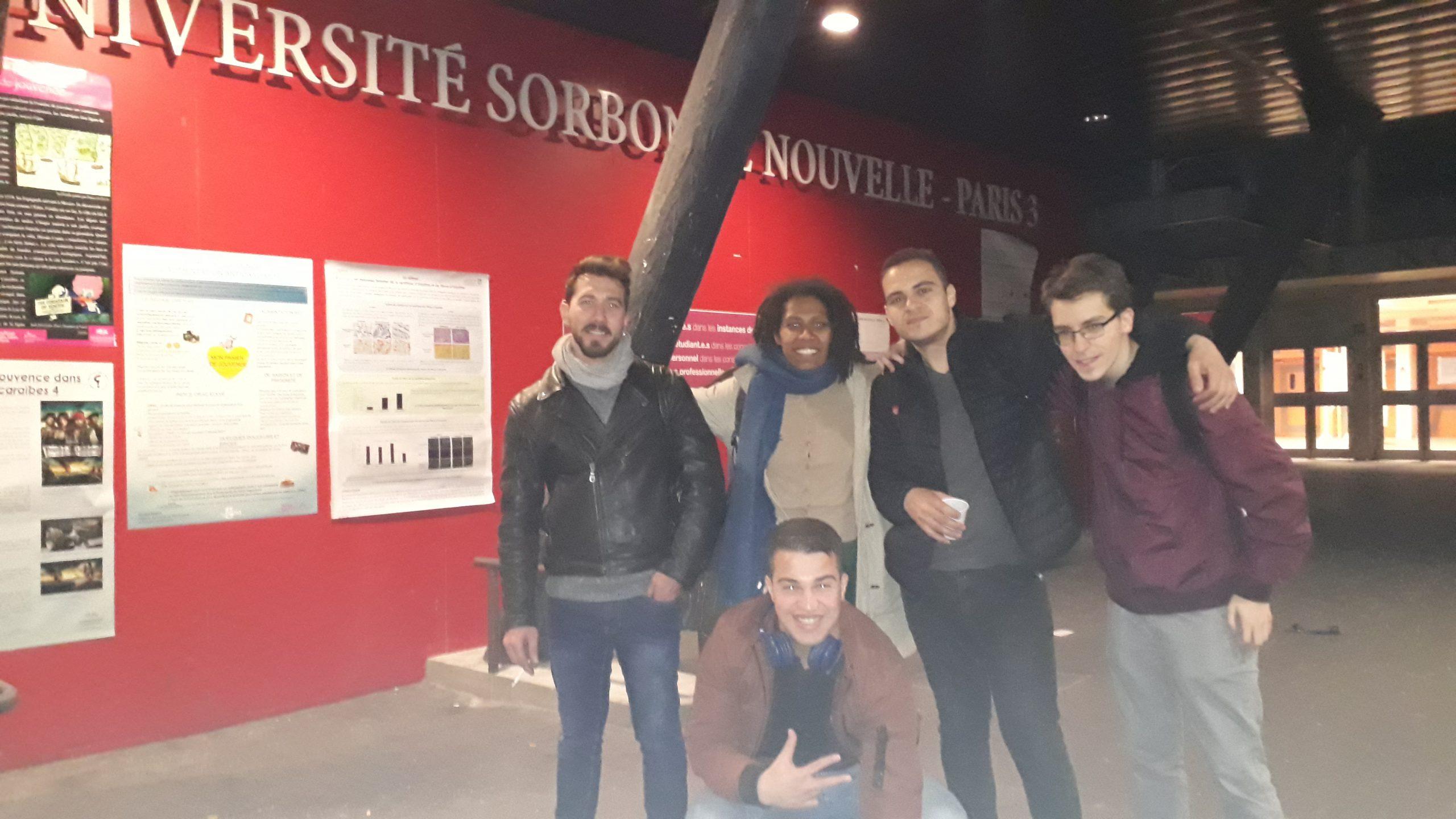 Après les élections aux conseils centraux de l'université Paris 3