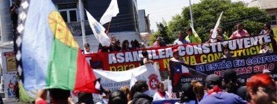 Chili: Vive la révolution populaire et ouvrière ! déclaration du MCI