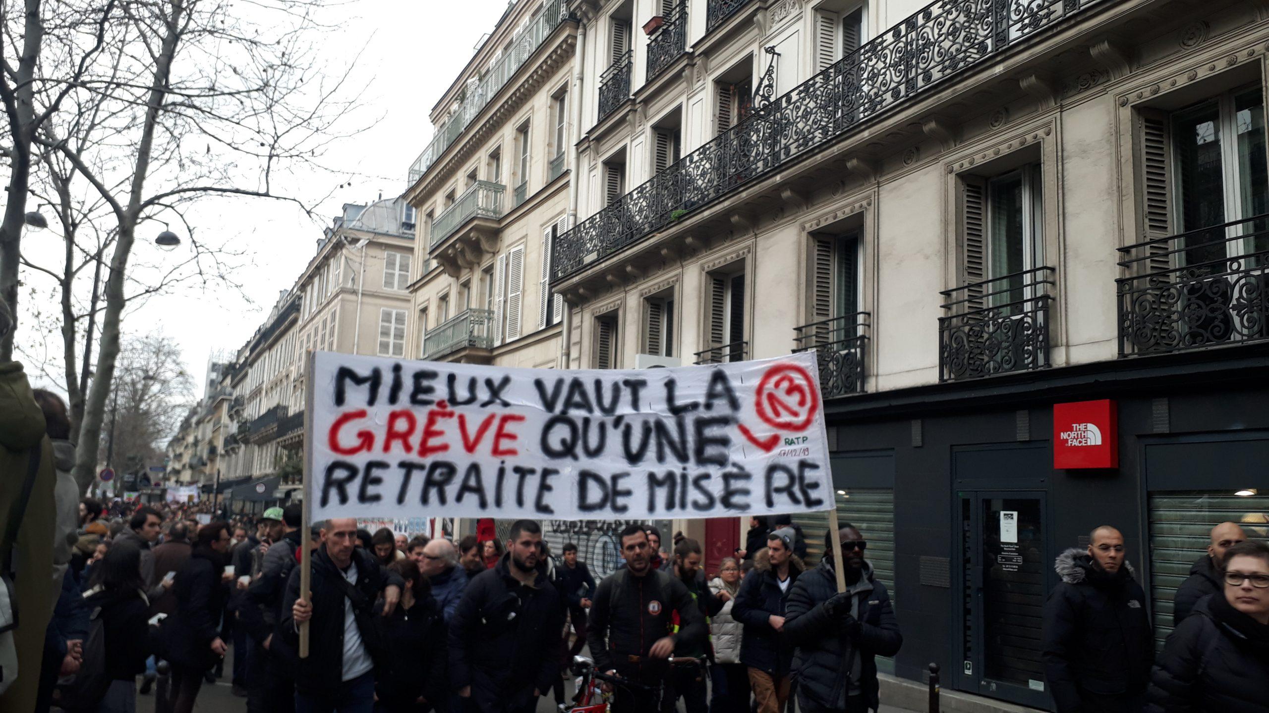 Directions syndicales fédérales et confédérales: rompez les discussions, organisez la grève générale!