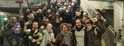 Étudiants-travalleurs : Unité pour le retrait du projet Delevoye