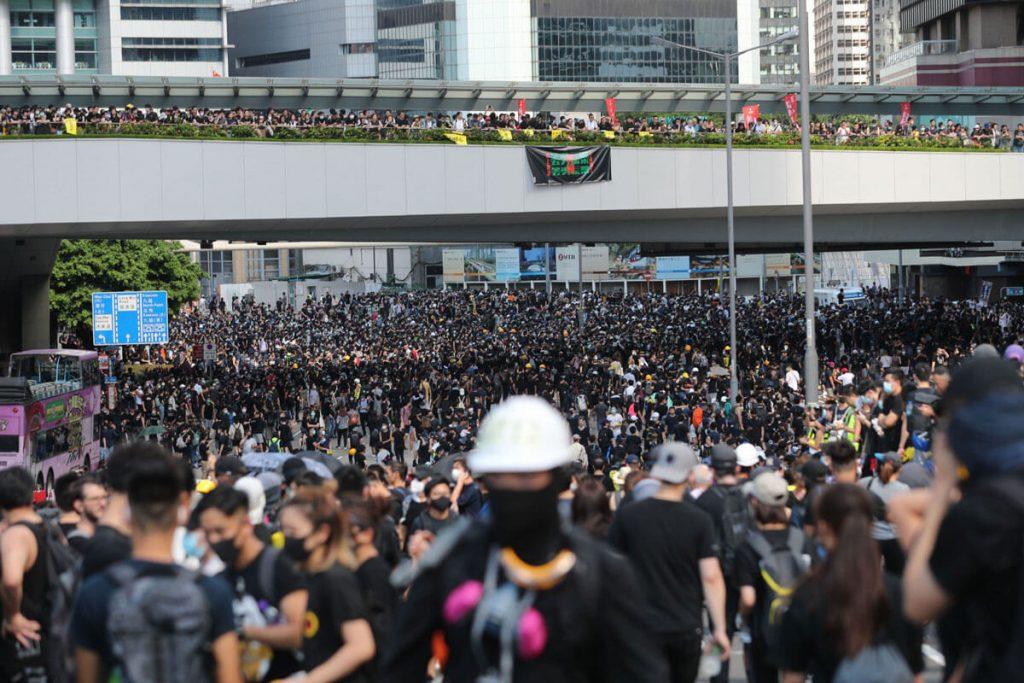 HK - 5 août 2019