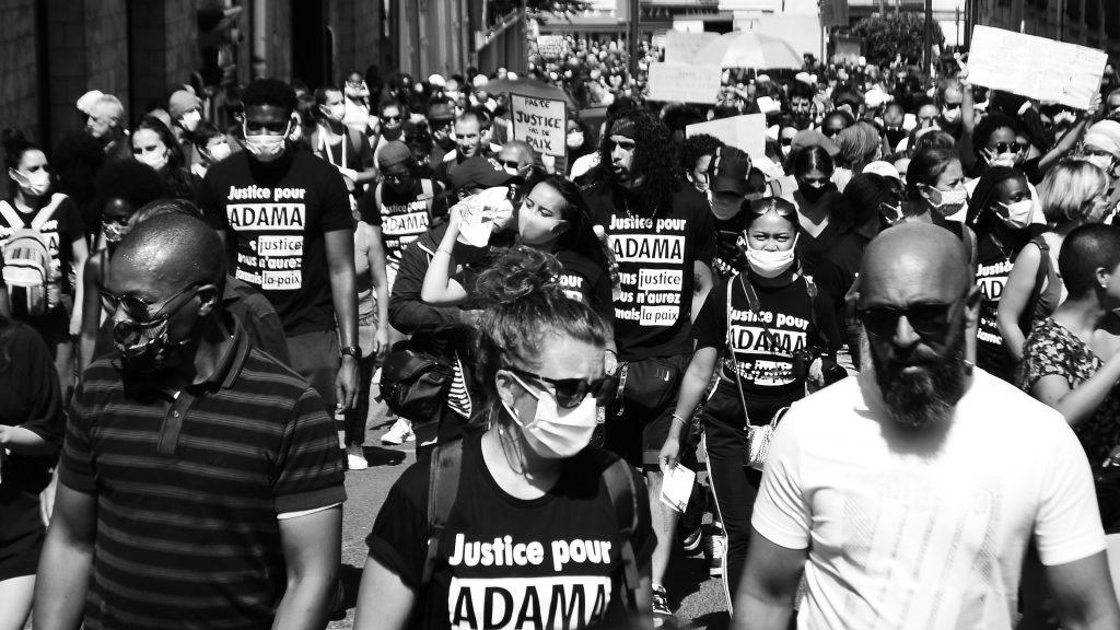 Manifestation Adama IV - 16
