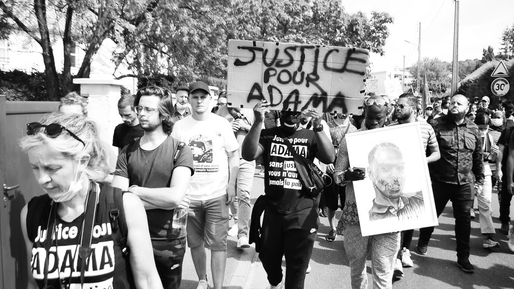 Manifestation Adama IV - 33