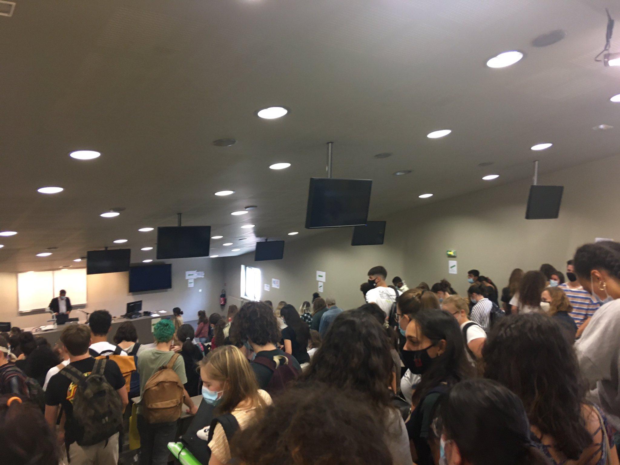 #Balancetafac : entretien sur la rentrée universitaire, en pleine crise sanitaire et sociale