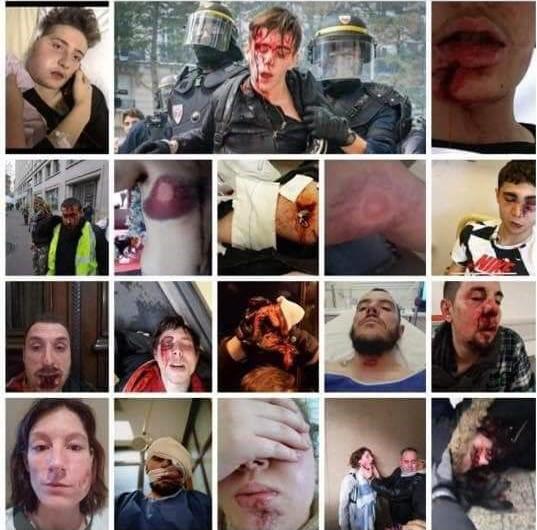 Tout notre soutien au prolétariat révolutionnaire, unité contre la répression
