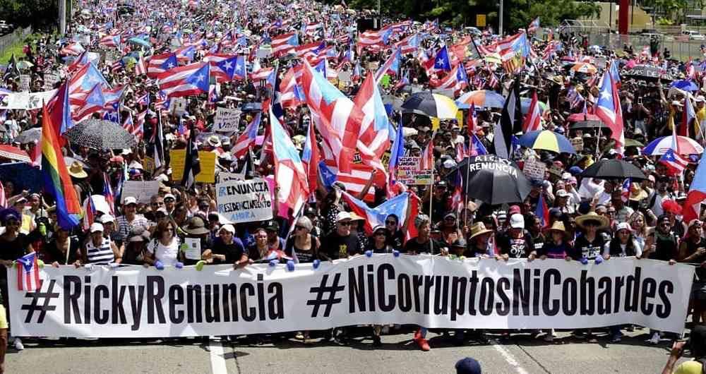 Porto Ricto : Victoire de # Ricky Démission  ! Communiqué du MCI