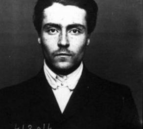 Portrait de Victor Serge