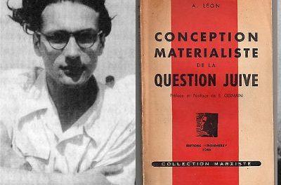 Abraham Leon la conception matérialiste de la question juive