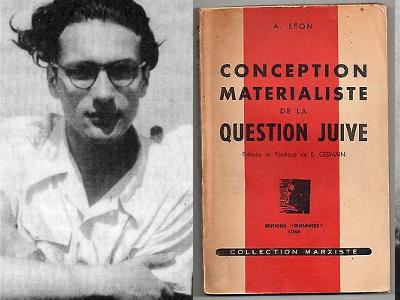 «La conception matérialiste de la question juive» par Abraham Léon (1944)