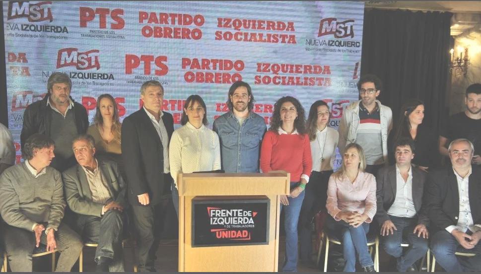Argentine : les 10 points du Front de Gauche et des Travailleurs