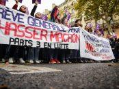 marche contre les violences sexistes et sexuelles le samedi 22 novembre