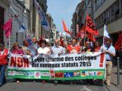 Manifestation éducation le 11 juin à Lille