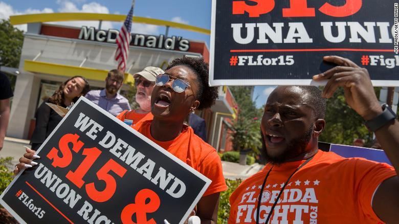 Etats-unis : 20 Juillet, Strike for Black Lives (grève pour les vies noires)