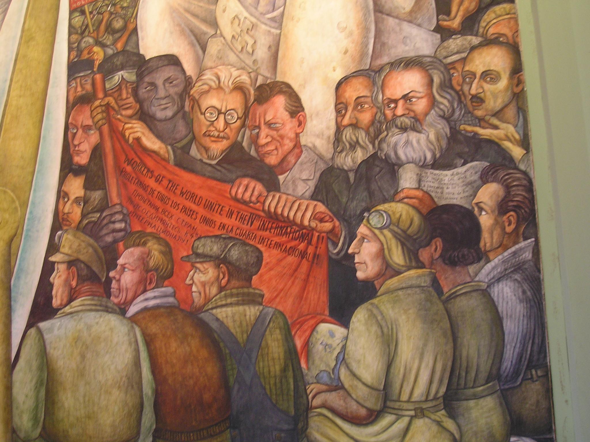 Il y a quatre-vingts ans: Léon Trotski