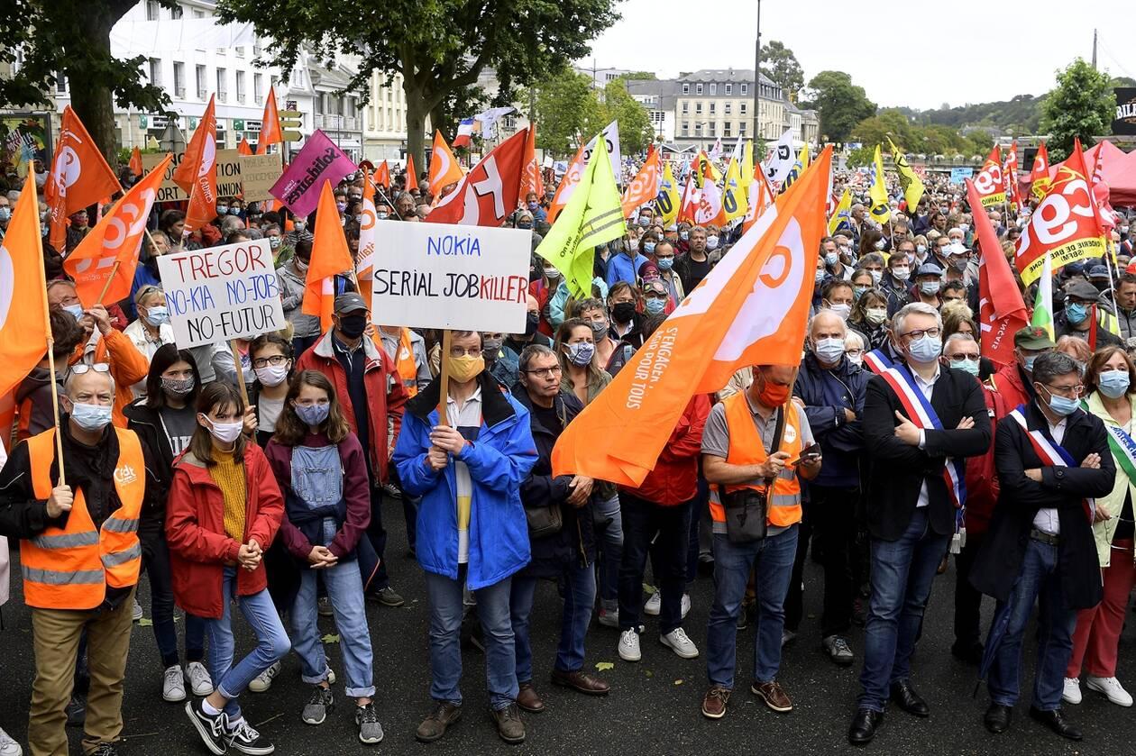 """Été 2020: 275 """"plans sociaux"""", 43 000 emplois détruits"""