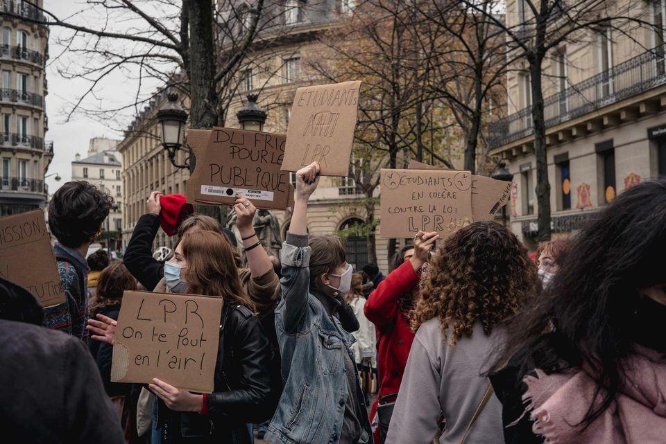 Université: La grève totale peut imposer le retrait de la LPR