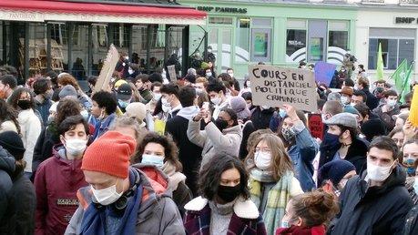 Université : Tous et toutes en grève le 26 janvier!