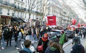 Retour sur le 4 février, journée nationale de grèves et manifestations contre les licenciements (Photos)