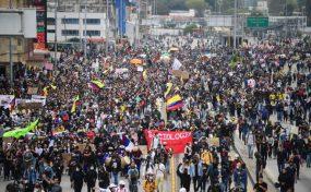 Colombie : Tout notre soutien à la révolte du peuple colombien ! Vive la grève générale ! Dehors Duque et ses réformes !