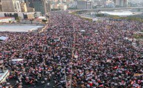 Justice pour le peuple libanais! À bas le régime des voyous!